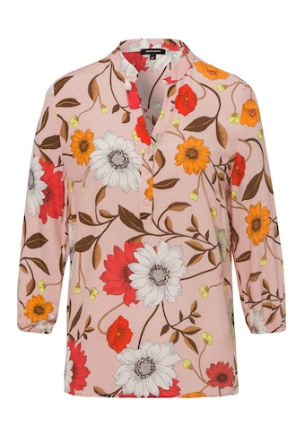 MORE&MORE Flower Print Blouse Active kaufen