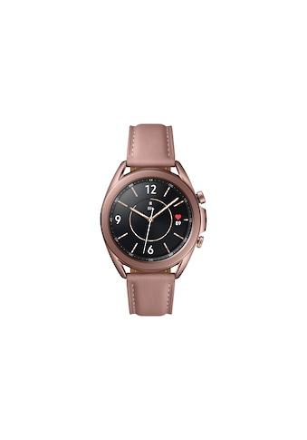 Samsung Smartwatch »-«, (Android Wear) kaufen