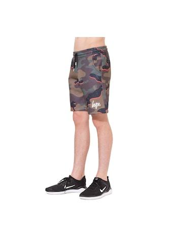 Hype Shorts »Jungen Camo Script« kaufen