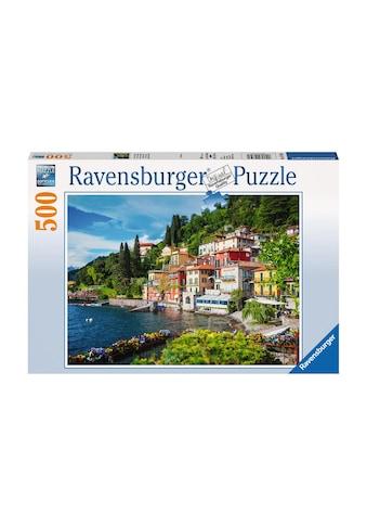 Ravensburger Puzzle »Comer See, Italien« kaufen
