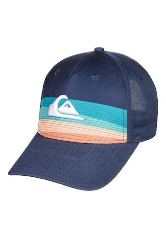 Quiksilver Snapback Cap »Block Ticker« acheter