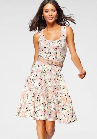 Laura Scott Jerseykleid, mit weit schwingendem Saum kaufen