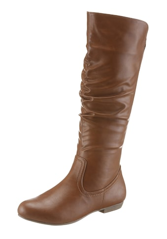 CITY WALK Stiefel, mit modischen Raffungen am Schaft kaufen
