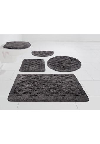 Badematte »Aidan«, DELAVITA, Höhe 25 mm, strapazierfähig kaufen