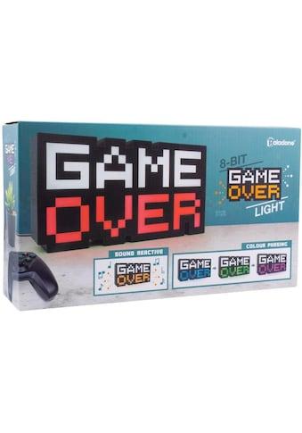 Paladone Tischleuchte »Game Over Lampe« kaufen