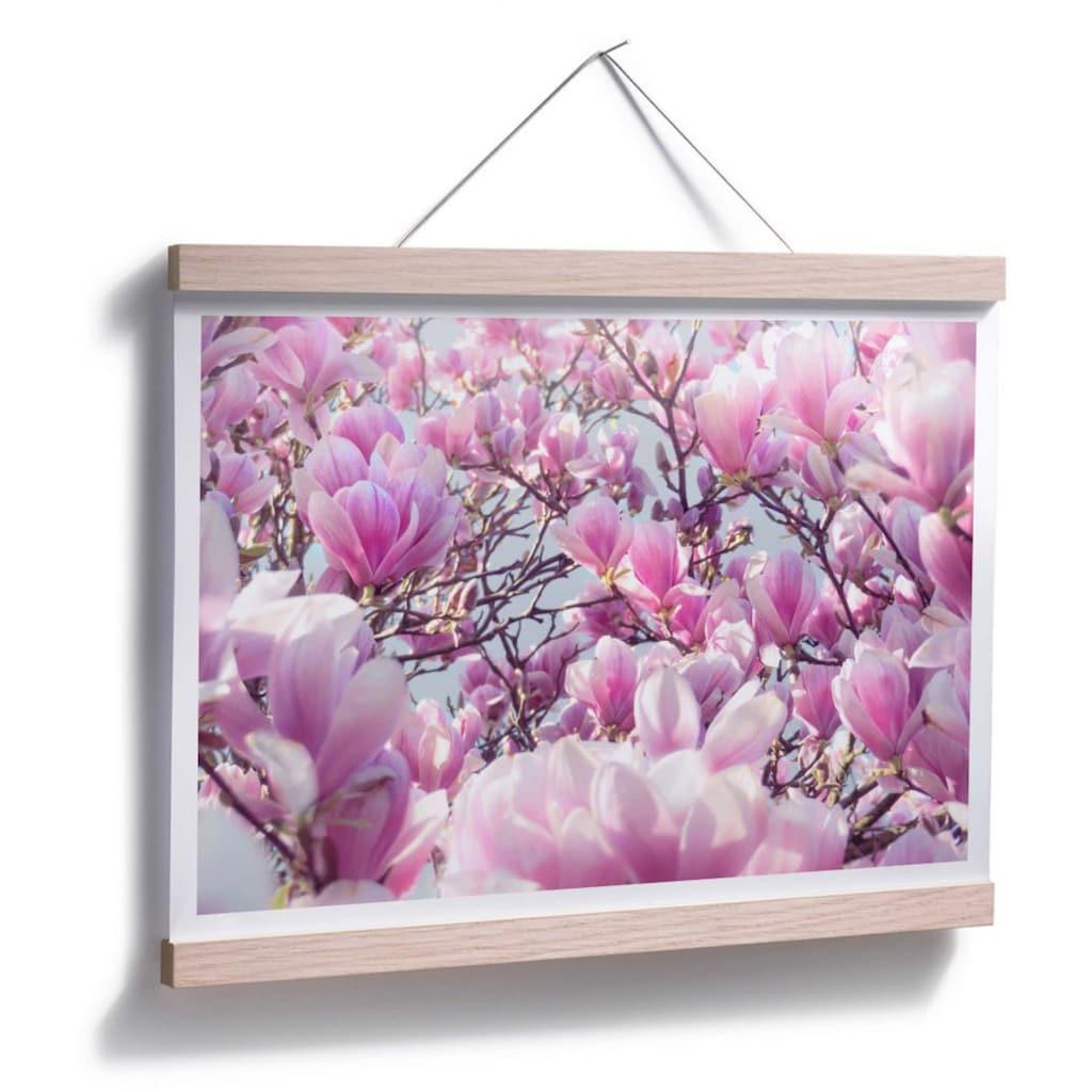 Wall-Art Poster »Magnolienbaum«, Baum, (1 St.)
