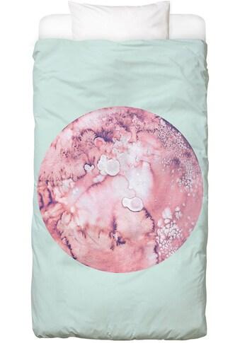 Bettwäsche »Pluto mint«, Juniqe kaufen