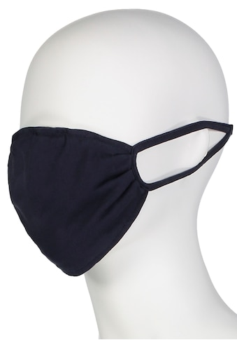MAC Mund-Nasen-Masken, einfarbig kaufen