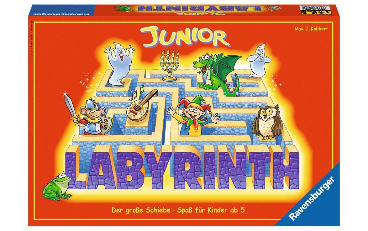 Image of Familienspiel, Ravensburger, »Junior Labyrinth«