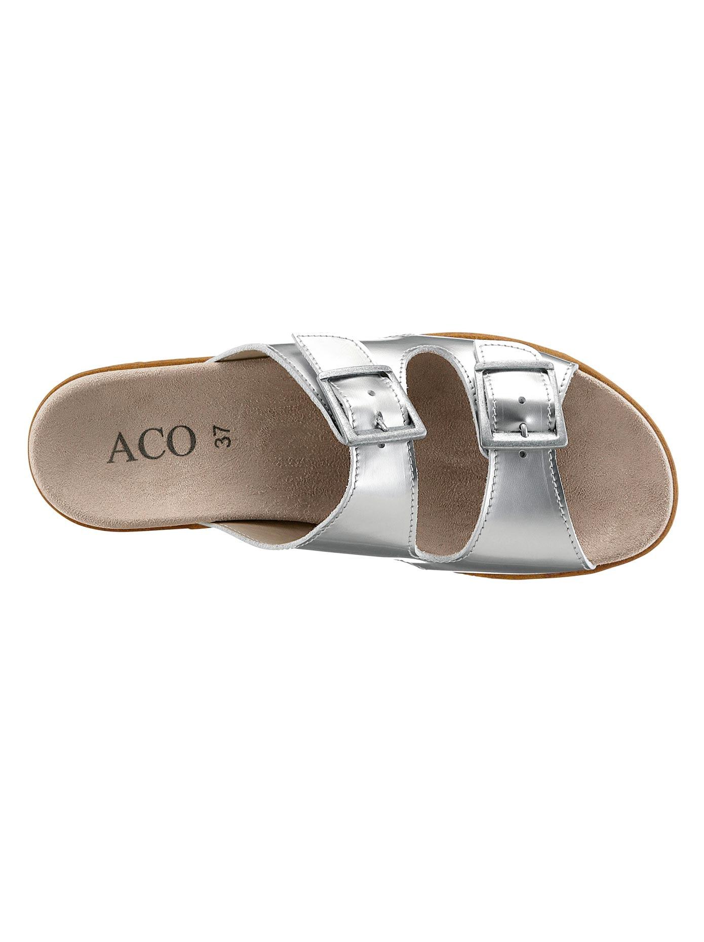 Image of Aco Pantolette mit gepolstertem Wechselfussbett