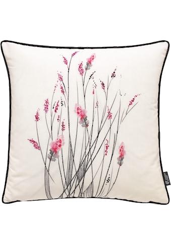 emotion textiles Kissenhülle »little inkflower« kaufen