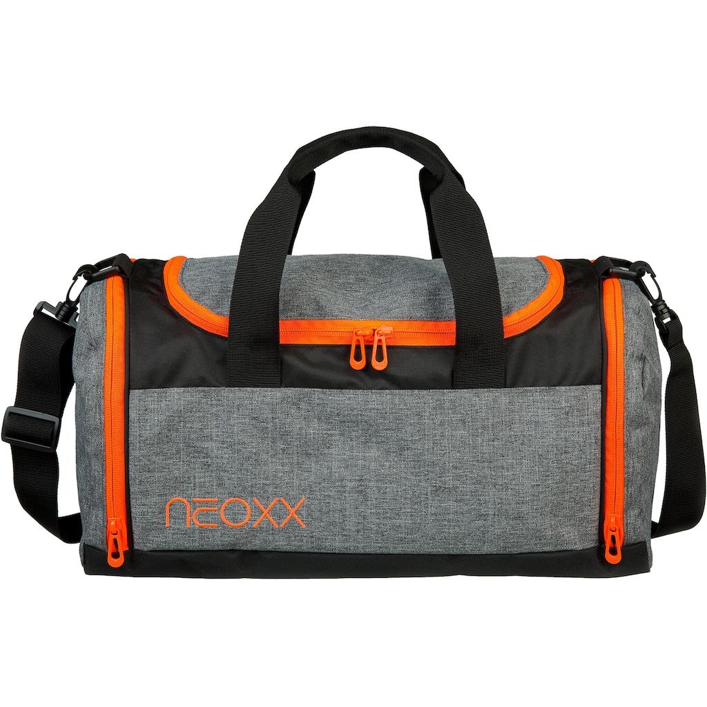 neoxx Sporttasche »Champ, Stay orange«