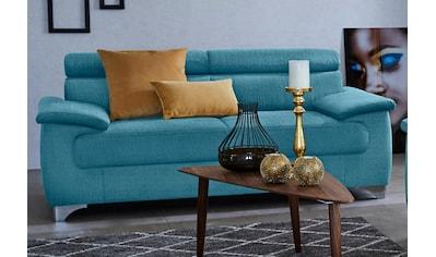 DOMO collection 2-Sitzer »Niria«, inklusive Kopfteilverstellung kaufen