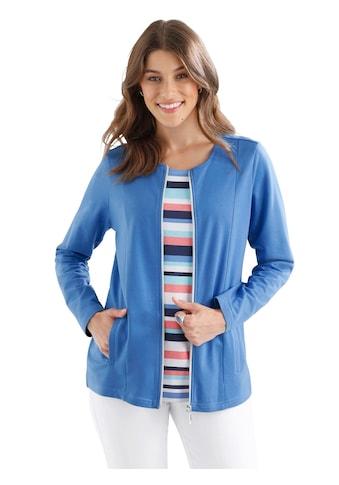 Classic Basics Shirtjacke mit vorverlegter Schulternaht kaufen