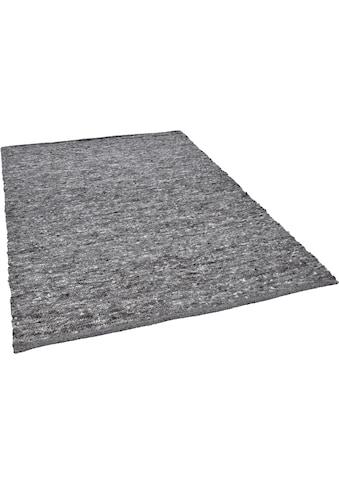 THEKO Wollteppich »Alm-Glück«, rechteckig, 12 mm Höhe, reine Wolle, Wohnzimmer kaufen