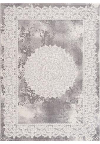 Sanat Teppich »Harmony 3205«, rechteckig, 12 mm Höhe, Vintage Design, Orient-Optik,... kaufen