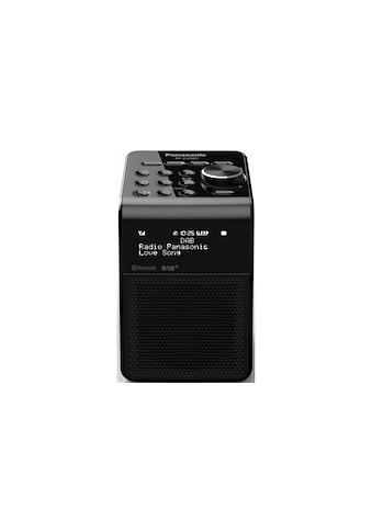 DAB+ Radio, Panasonic, »RF - D20BTEG - K Schwarz« kaufen