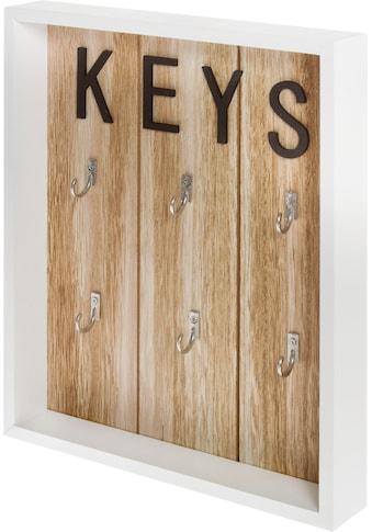 Myflair Möbel & Accessoires Schlüsselkasten »Serin« kaufen