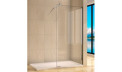 WELLTIME Walk - In Dusche »Rom«, Duschabtrennung Breite 100 cm kaufen