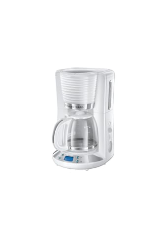 Filterkaffeemaschine, Russell Hobbs, » Inspire 24390 - 56 Weiss« kaufen