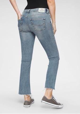 Herrlicher Bootcut - Jeans »SUPER G BOOT CROPPED« kaufen