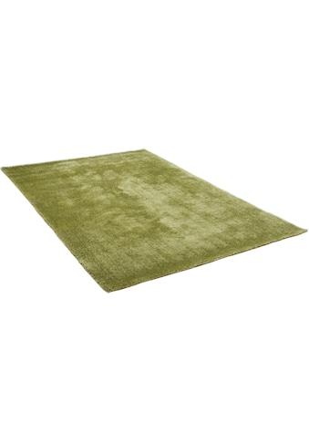 THEKO Hochflor-Teppich »Alessandro«, rechteckig, 25 mm Höhe, besonders weich durch Microfaser, Wohnzimmer kaufen