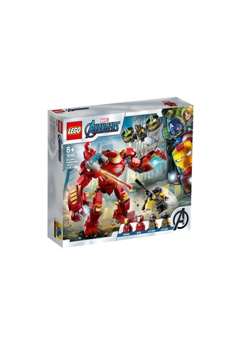 LEGO® Spielbausteine »Marvel Super Heroes Iron Man Hulkbuster« kaufen