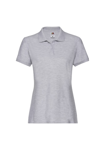Fruit of the Loom Poloshirt »Damen Lady-Fit Premium« kaufen