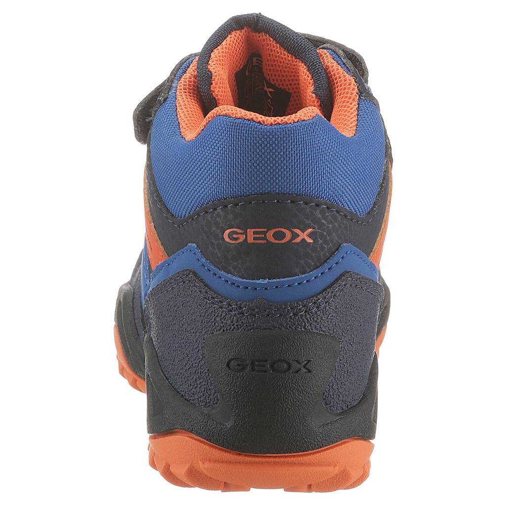 Geox Kids Winterboots »NEW SAVAGE BOY«, mit praktischen Klettverschlüssen