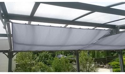 FLORACORD Sonnensegel BxL: 270x140 cm, 1 Feld, in versch. Farben kaufen