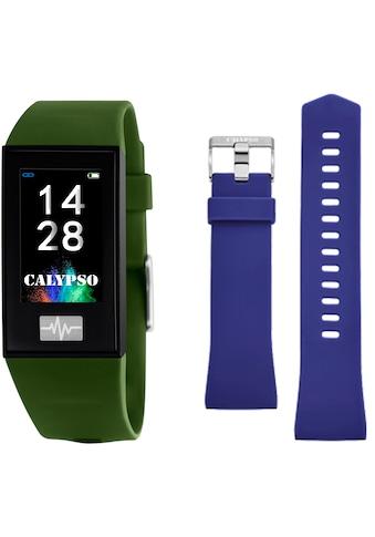 CALYPSO WATCHES Smartwatch »Smartime, K8500/8«, ( Mit Wechselband) kaufen