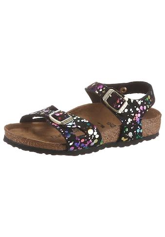 Birkenstock Sandale »Rio Inspired Confetti« kaufen