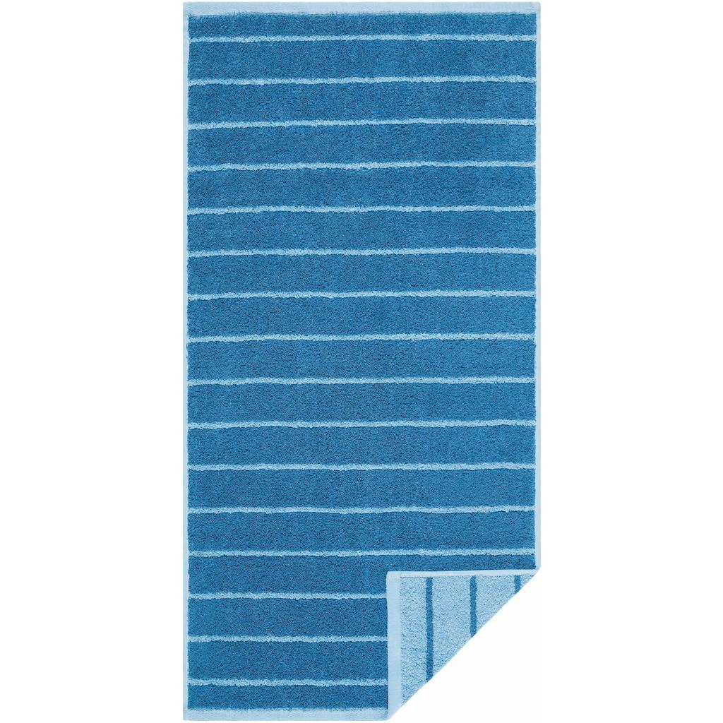 Egeria Handtuch »Line«, (2 St.), im Streifendesign