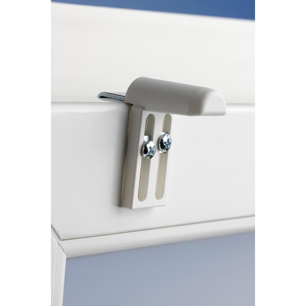 LICHTBLICK ORIGINAL Klemmträger »Klemmfix«, (Set, 2 St.)