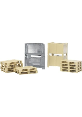 Bruder® Spielfahrzeug-Erweiterung »Logistik-Set«, (Set) kaufen