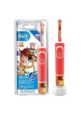 Oral B Elektrische Kinderzahnbürste Viality 100 Kids Toy Story kaufen