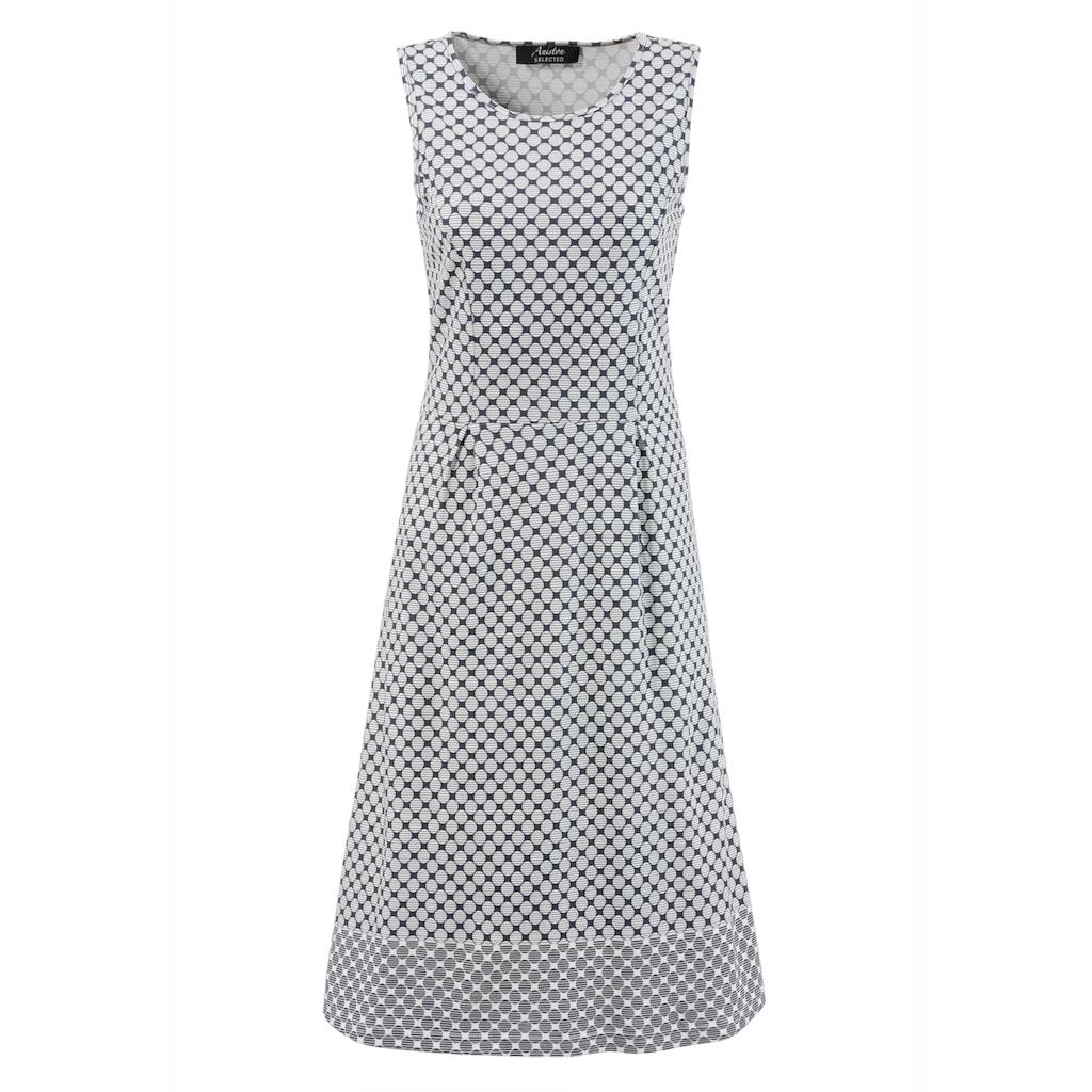 Aniston SELECTED Sommerkleid, mit modischer Bordüre - NEUE KOLLEKTION