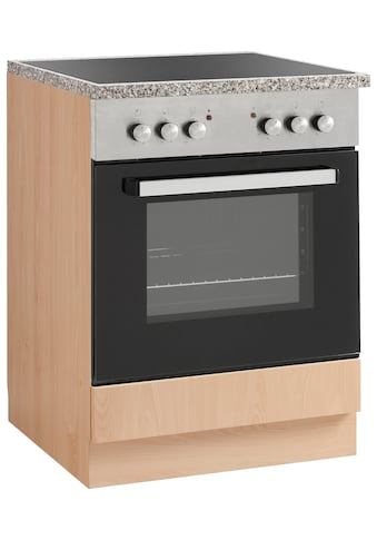 wiho Küchen Herdumbauschrank »Kiel«, 60 cm breit kaufen
