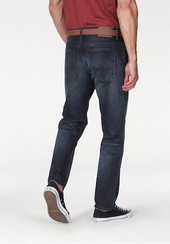s.Oliver Slim-fit-Jeans, (Set, mit Gürtel) kaufen