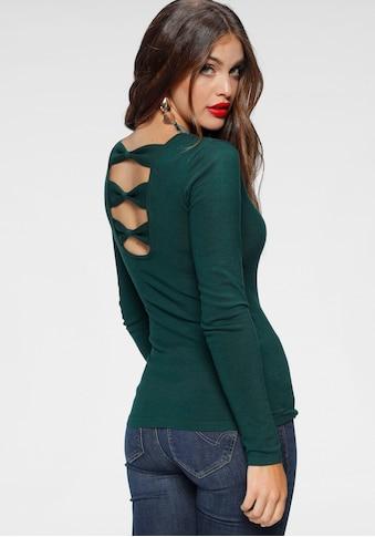 Melrose V - Ausschnitt - Pullover kaufen