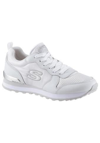 Skechers Sneaker »Goldfarben´n Gurl«, mit Metallic-Details kaufen