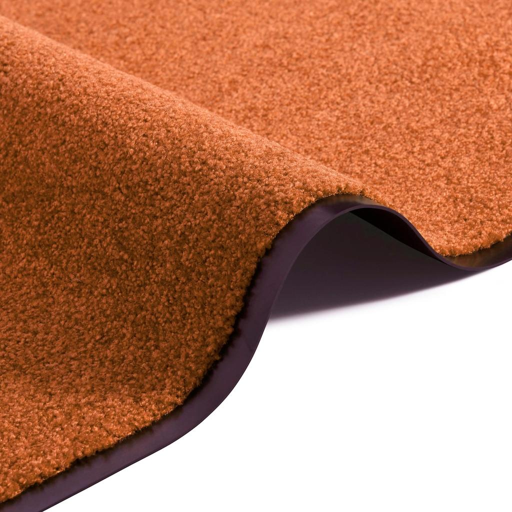 HANSE Home Fussmatte »Wash & Clean«, rechteckig, 7 mm Höhe, Fussabstreifer, Fussabtreter, Schmutzfangläufer, Schmutzfangmatte, Schmutzfangteppich, Schmutzmatte, Türmatte, Türvorleger, In- und Outdoor geeignet, waschbar