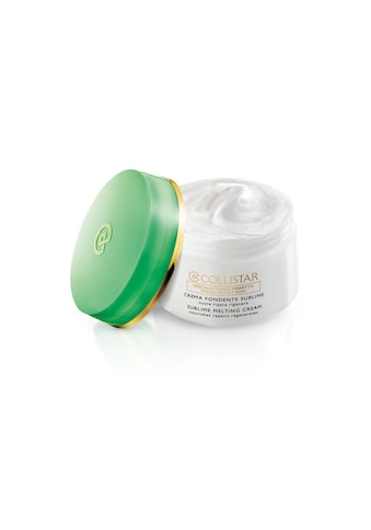 COLLISTAR Körpercreme »Sublime Melting 400 ml«, Premium Kosmetik kaufen