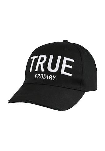 trueprodigy Baseball Cap »Dane black Cap« kaufen