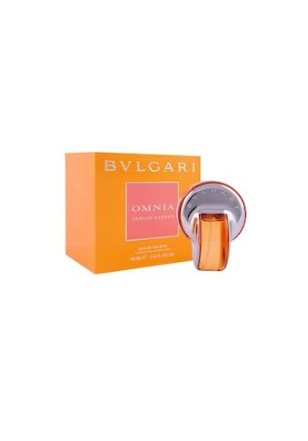 BVLGARI Eau de Toilette »Omnia Indian Garnet 40 ml« kaufen