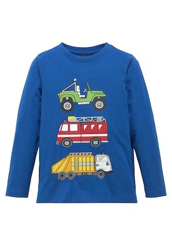 KIDSWORLD Langarmshirt »COOL CARS« kaufen