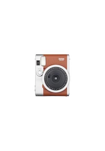 FUJIFILM Sofortbildkamera »Instax Mini 90 Neo classic Braun« kaufen