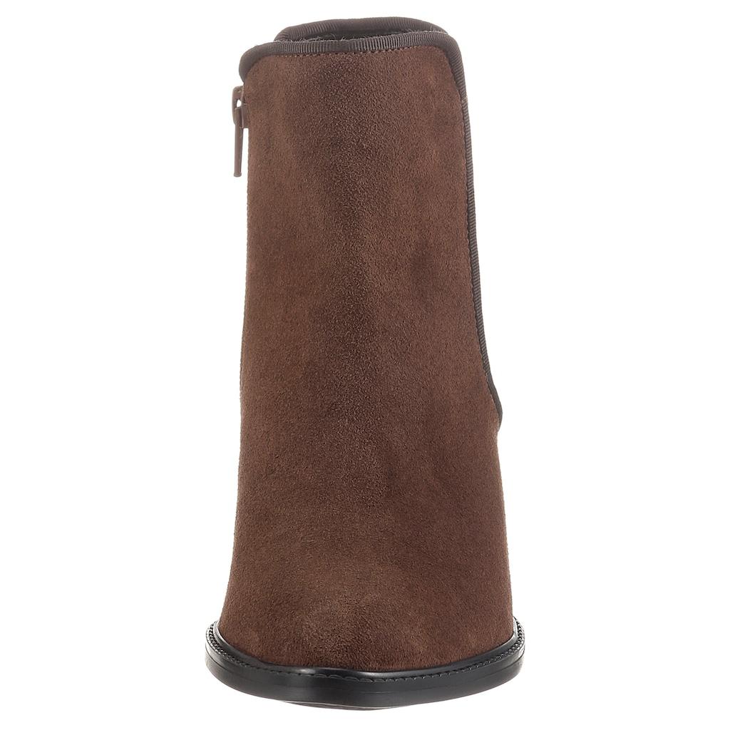 Gabor Cowboy Stiefelette »ANCONA«, mit Paspellierung