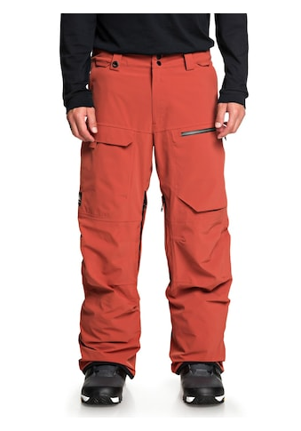 Quiksilver Snowboardhose »Travis Rice Stretch« kaufen