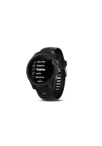 Garmin Fitnessuhr »GPS-Sportuhr Forerunner 935 Schwarz«,  kaufen